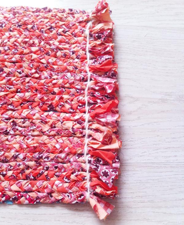 Suficiente Um tapete de tecido cheio de estilo – apartamentoterapia GG54