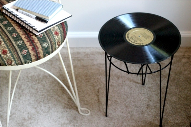 record-side-table