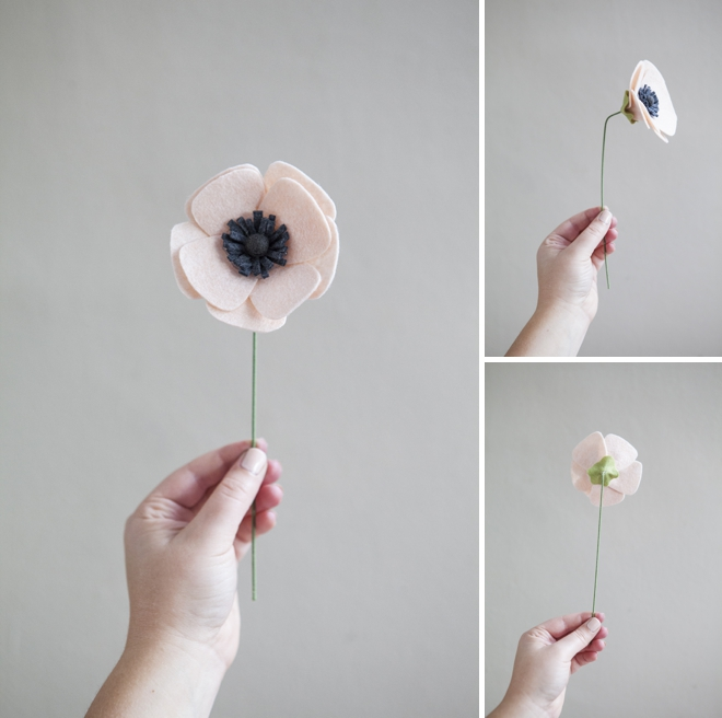 SomethingTurquoise-DIY-felt-anemone-flower_0007