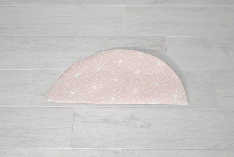 Wallpaper-into-a-lampshade-fold-circle-againn